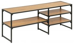 TV Unit Stanley 3 Shelves