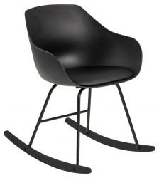 Rocking Chair Tina | Black