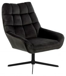 Swivel Chair Paris | Grey/Brown