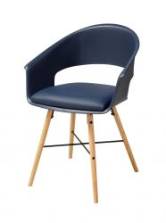 Dining Chair Knivar | Insignia Blue