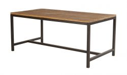 Dining Table Vin Large | Dark Wood