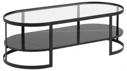 Coffee Table Noville/Elki | Black