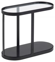 Side Table Noville/Elki | Black