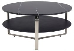 Table basse Noville/Treeni | Noir