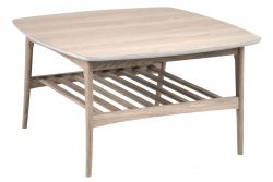 Olli Coffee Table | White Oak