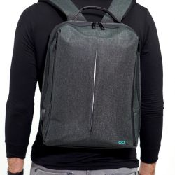 Backpack Moovy Biz | 24 L | Grey