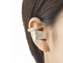 Earplug Mimi Pet | White