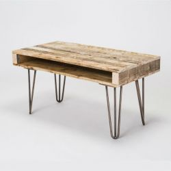 'Hairpin' Coffee Table