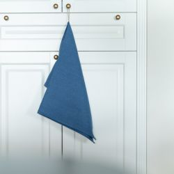 Linen Towel | Blue