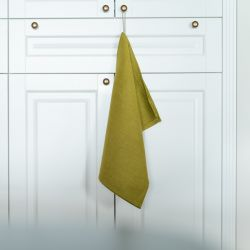 Linen Towel | Green