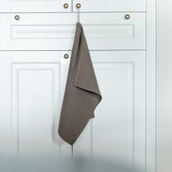 Linen Towel | Taupe