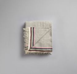 Akle Blanket | Light Grey
