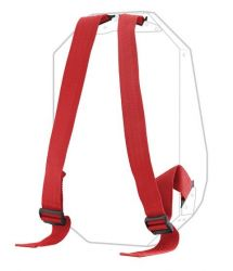 Additional Strap | Bold Red
