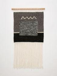 ZIG-ZAG Wall Hanger | Grey