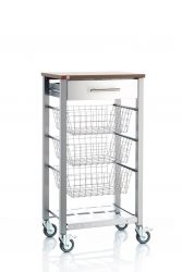 Vegetable Rack Onda | Grey