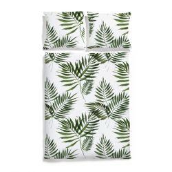 Bettwäsche-Set Palmen