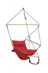 Chaise Suspendue Swinger | Rouge