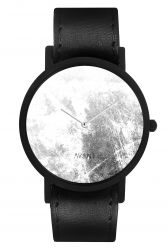 Avant Diffuse Watch | Black & White