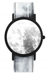 Avant Diffuse Watch | White & Black
