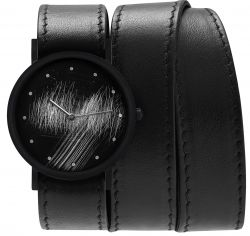Avant Surface Triple Watch | Black