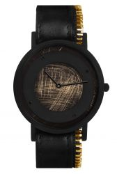 Avant Emerge Side Zip Watch | Black