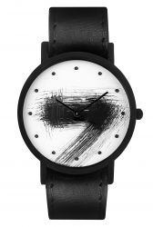 Avant Silent Watch | Black