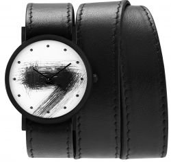 Avant Silent Triple Watch | Black