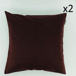Cushion Storm Bordeaux | Set/2