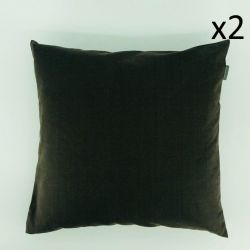 Cushion Storm Black | Set/2