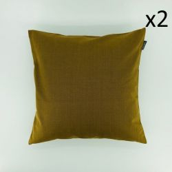 Cushion Storm Marzipan Yellow | Set/2