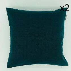 Cushion Storm Bistro Green | Set/2