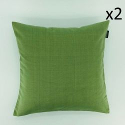 Cushion Storm Tea Green | Set/2