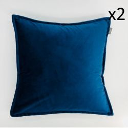 Cushion Safia Blue 45 x 45 | Set/2
