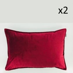 Cushion Safia Purple 40 x 60 | Set/2