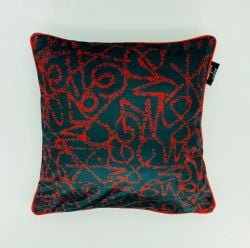Studio Bambam Cushion Set/2 | Red