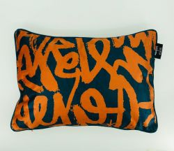 Studio Bambam Cushion Set/2 | Orange