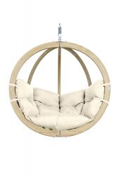 Hanging Chair Globo | Beige