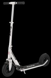 Roller Razor A5 Air | Silber & Weiß