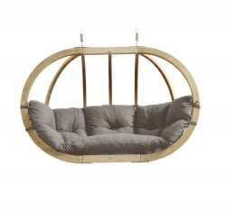 Hanging Chair Globo Royal | Taupe
