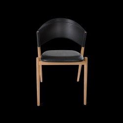 Dining Chair A Chair | Black
