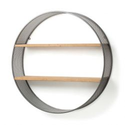 Wall Shelf Round Heli