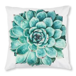 Jeane Cushion Cover | Plant Print