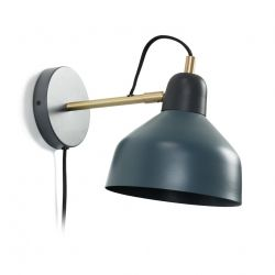 Wall Lamp Olimpia | Blue-Grey