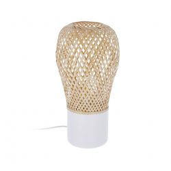 Tafellamp Derora | Wit