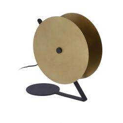 Tafellamp Namine | Goud-Zwart