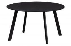 Outdoor Side Table Fer Ø 70 cm | Black