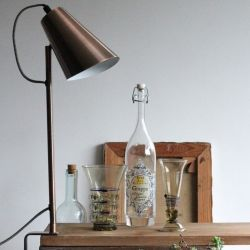 Lamp Miller | Brushed Copper