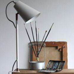 Lamp Miller | White