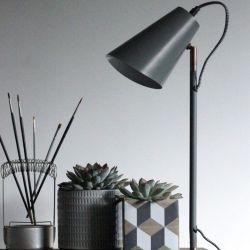 Lamp Miller | Grijs