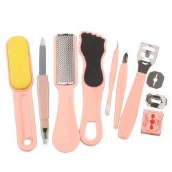 7 Pieces Pedicure Kit | Pink